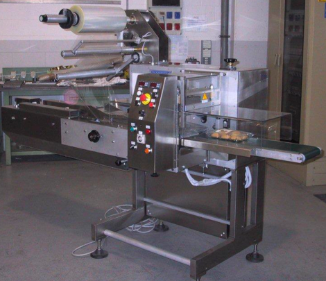 Horizontal packing machine Flow Pack