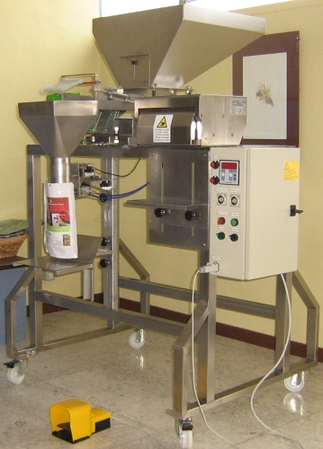 DEVSA-semiautomatic dosing machine