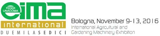 EIMA 2016 logo