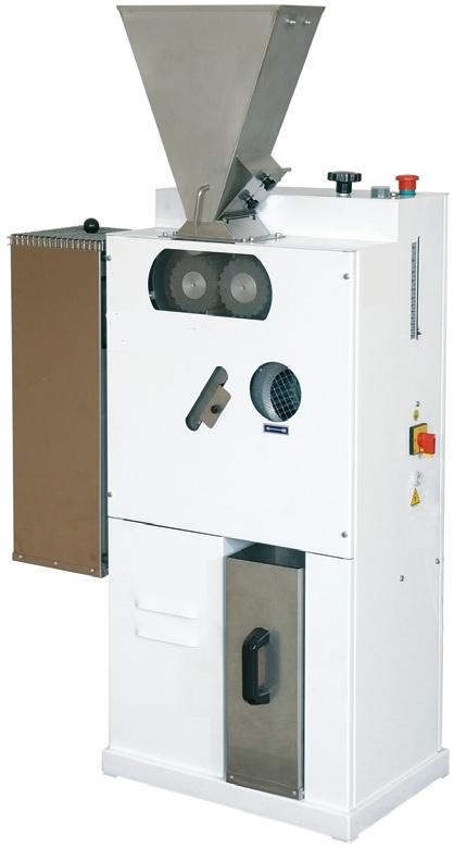 Stroj za ljuštrenje badema
