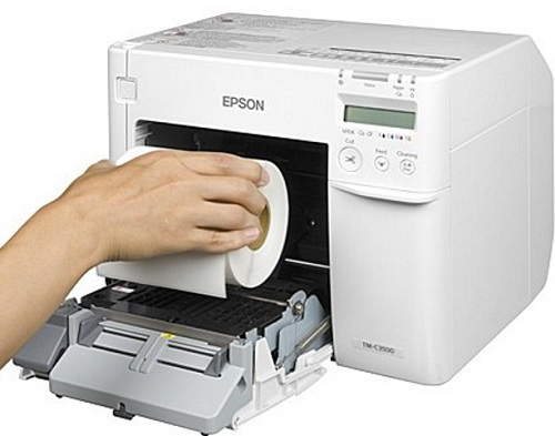 Epson_TM-C3500_color_label_printer_rola