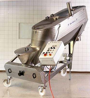 Mixer za brašno 500-1200-2500